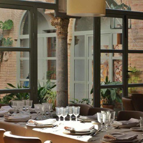 Foto 4 Comedor planta baja. Ermita Candelaria