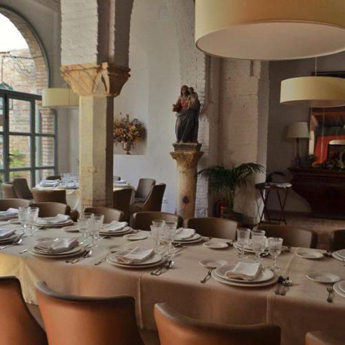foto 2. Comedor planta baja Ermita Candelaria